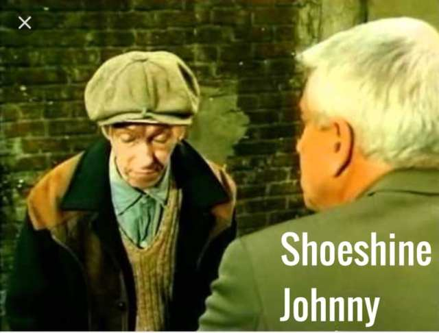 Shoeshine Johnny