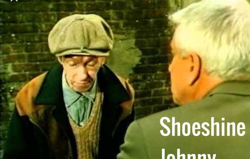 Shoeshine Johnny – December 2018