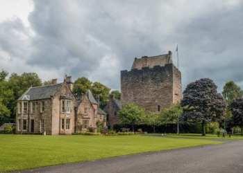 Dean castle Ayrshire visit scotland