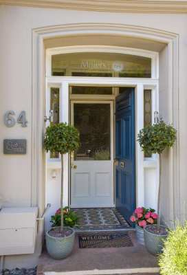 Millers 64 accommodation Edinburgh