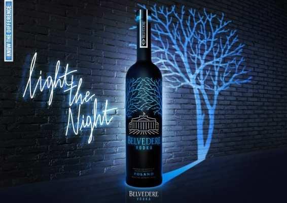 Belvedere midnight saber