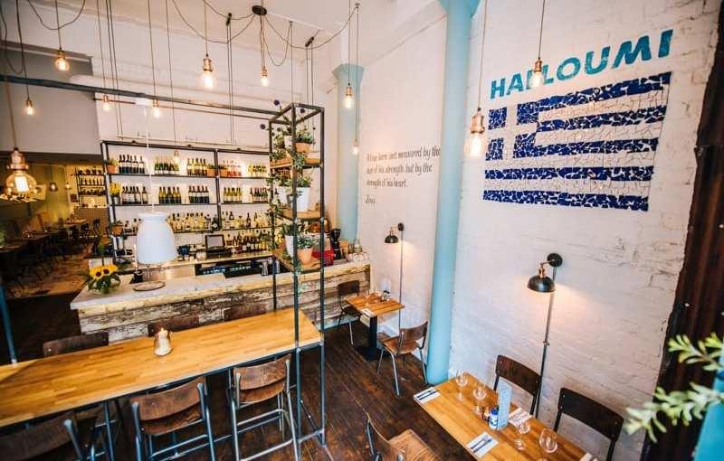 News: Halloumi shortlisted for Best U.K. Restaurant
