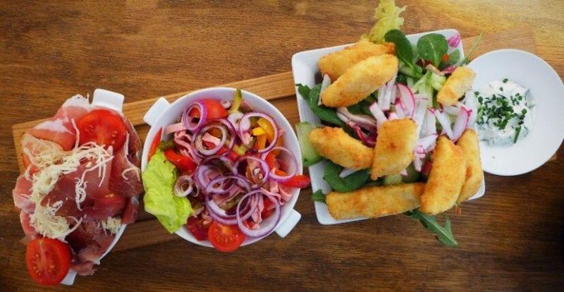 Food Review: Wohlfahrt's Wirtshaus, Berlin