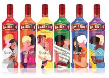 Smirnoff choose love