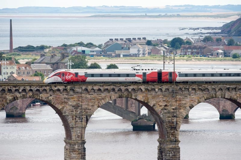 Virgin trains East Coast Azuma
