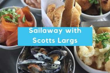 Scott's Largs sailing scotland