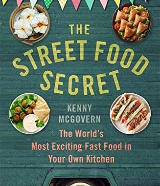 The street food secret book