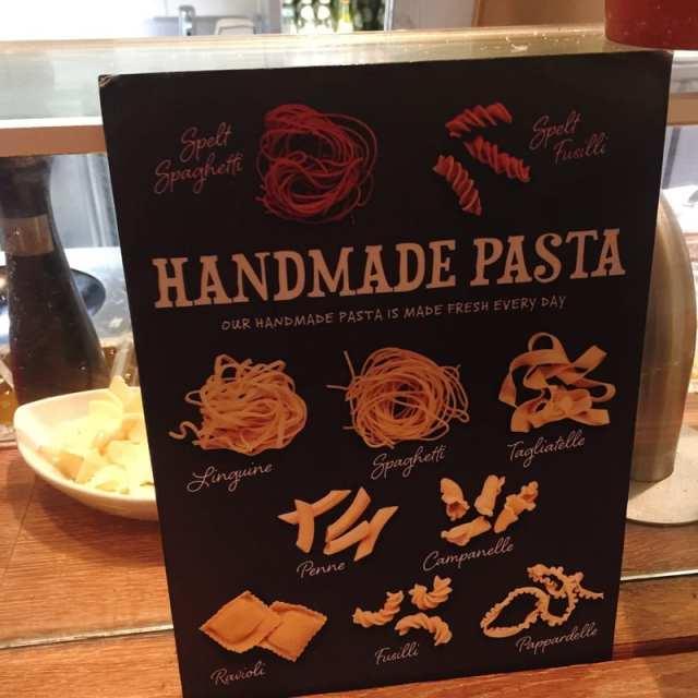 Vapiano London Glasgow Edinburgh restaurant italian