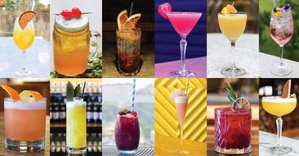 Edinburgh cocktail week