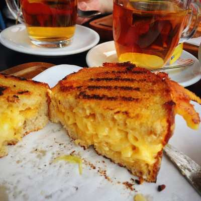 Cafe 13 Govan glasgow food