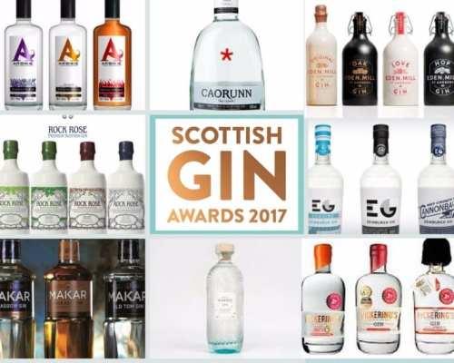 Scottish Gin Awards