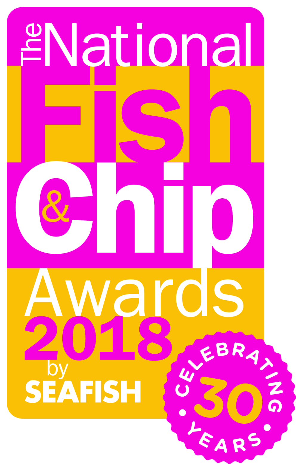 NF&CA 2018 Anniversary Seafish fish and chips