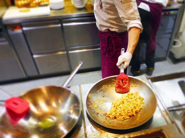 Vapiano chefs cooking 1