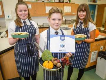 Scottish Food & Drink Fortnight 2017 schools challenge