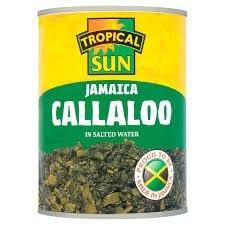 callaloo Jamaica Tobago vegetable