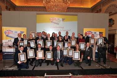 Uk sausage week 2017 Winners