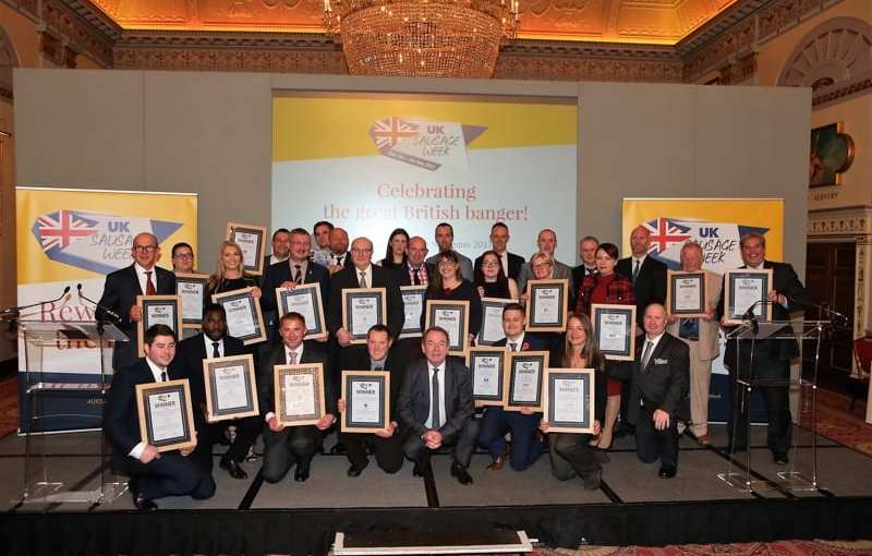 UK Sausage Week Awards Winners