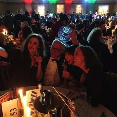 Scottish Italian Awards foodie Explorers