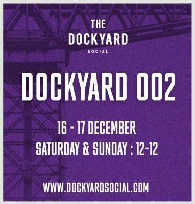 The Dockyard social glasgow pop up section 33