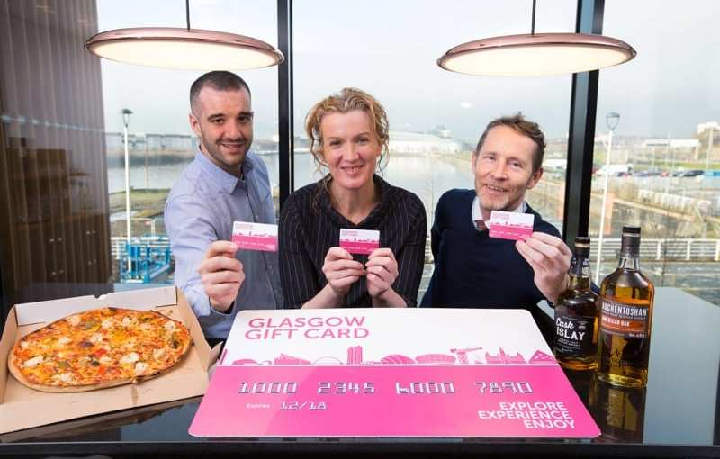 Glasgow Foodies Rejoice! Citywide Glasgow Gift Card Launched
