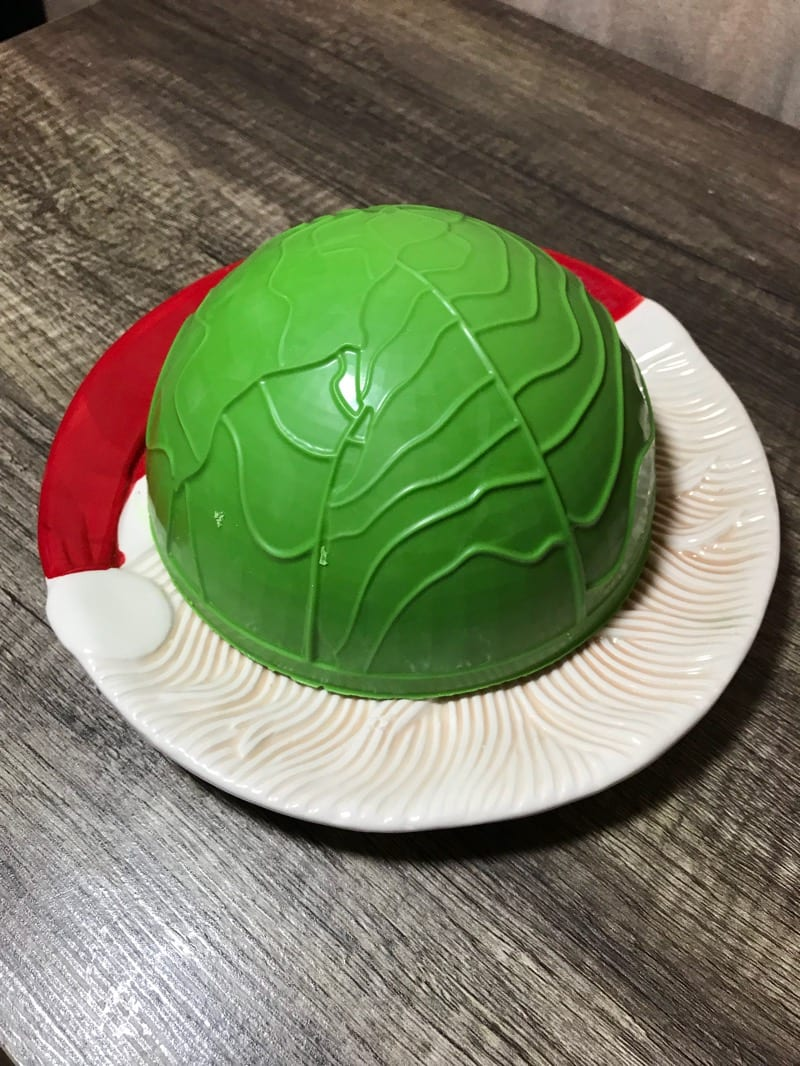 heston blumenthal waitrose sprout dessert