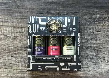 loch lomond whisky gift set