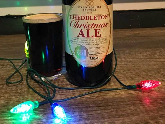 Cheddleton Christmas Ale