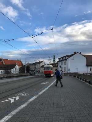Bratislava Slovakia new Year Escape