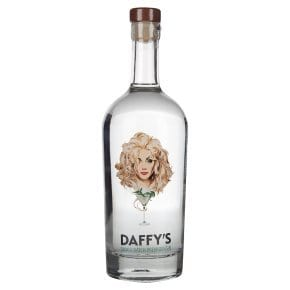 Daffy's gin burns night burns negroni