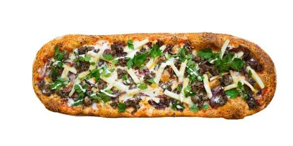 @pizza Edinburgh Haggis Burns night