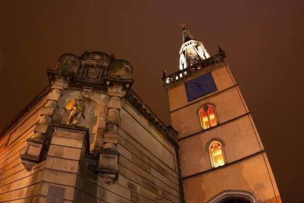 Tron theatre Glasgow