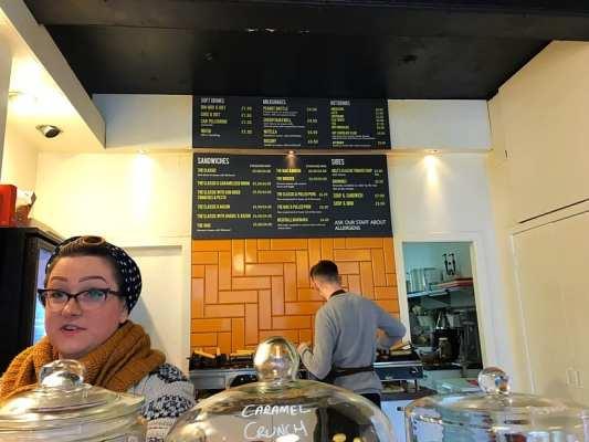 MELT aberdeen cheese toastie glasgow foodie explorers
