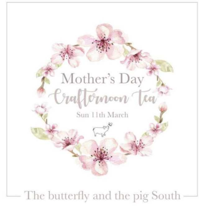 Foodie Explorers mother's day glasgow the Butterfly and the pig south