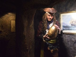 Pirates quest Newquay easter