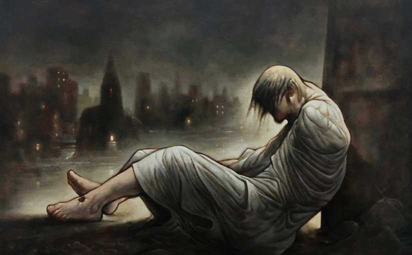 News: Peter Howson Art at Eusebi in Glasgow