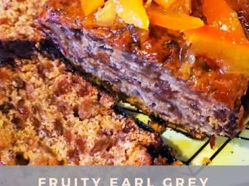 Fruity Earl grey tea loaf recipe