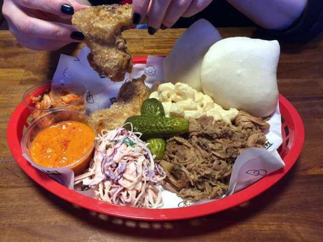 Kimchi Cult Glasgow best Korean