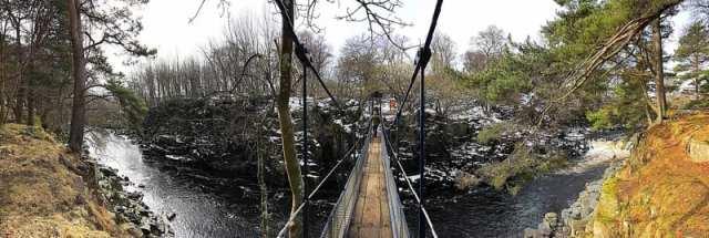 Bowlees north Pennines AONB Durham