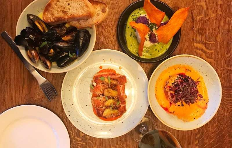 Food review: new Spring menu at Ibérica, Glasgow