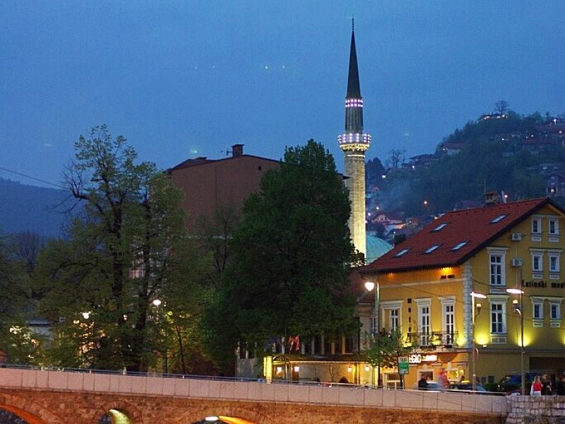 Sarajevo Bosnia Sarajevo roses
