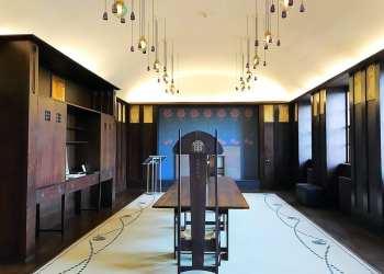 House for an Art Lover glasgow Mackintosh