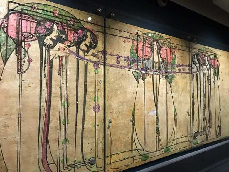Mackintosh 150 kelvingrove glasgow