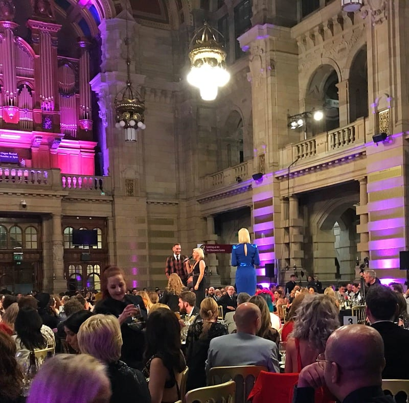 Scottish Style Awards 2018 kelvingrove