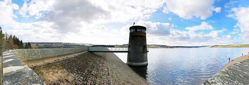 Derwent reservoir Durham