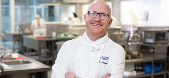 Event Preview:Alumni dinner with Masterchef: The Professionals Gary Maclean
