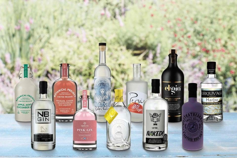 Scottish Gin Festival Aldi foodie Explorers glasgow food blog