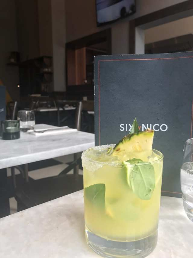 Mexico six by Nico Finnieston restaurant