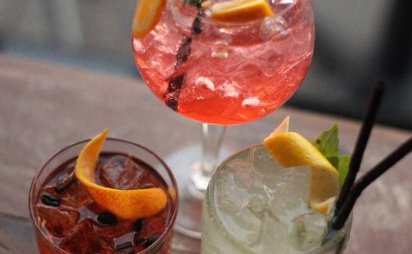 5 things to do for World Gin Day
