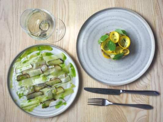 Borough Restaurant Leith Foodie Explorers Review