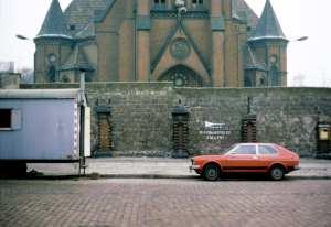 Bernauer Strasse Berlin Wall Berliner Mauer gedenkstaette